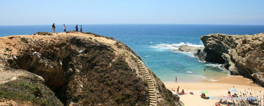 Escadas da Praia do Salto