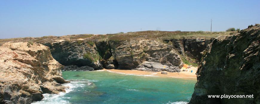 Bolsa de areal Sul Praia da Samoqueira
