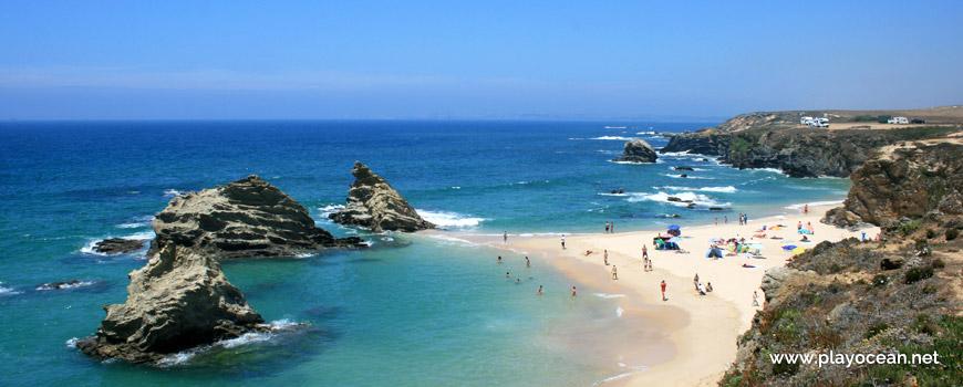 Norte Praia da Samoqueira