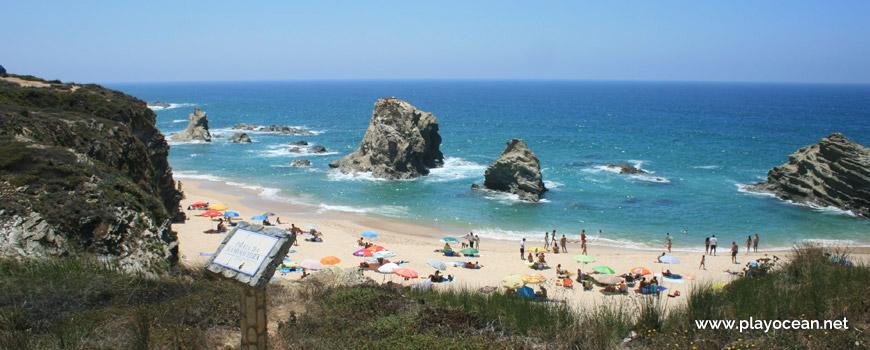 Areal Praia da Samoqueira