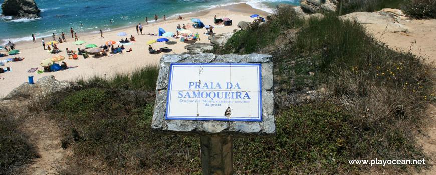 Marco Praia da Samoqueira