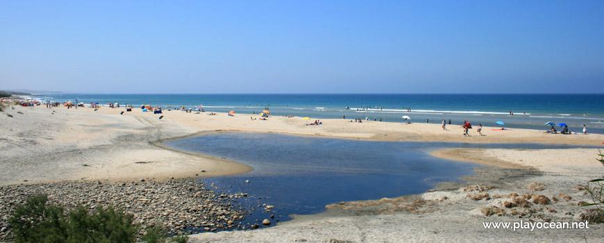 Ribeira da Junqueira Praia de São Torpes