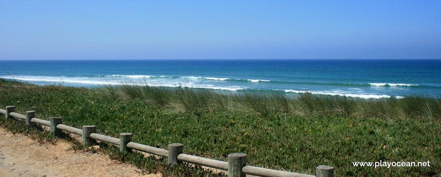 Estrada Praia de São Torpes