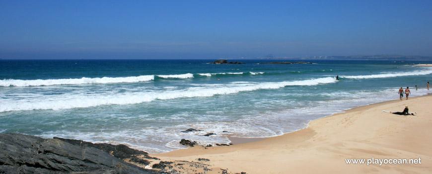 Beira-mar da Praia da Vale Figueiros