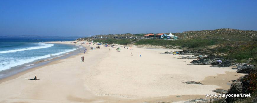Sand Praia de Vale Figueiros Beach