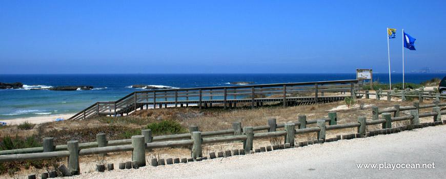 Acesso à Praia de Vale Figueiros