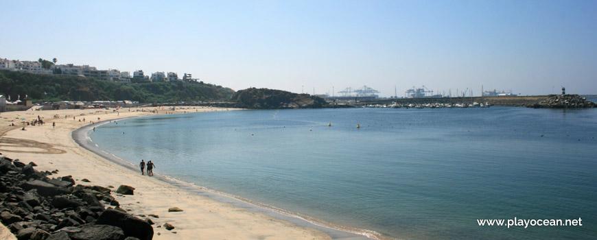 Sul Praia Vasco da Gama