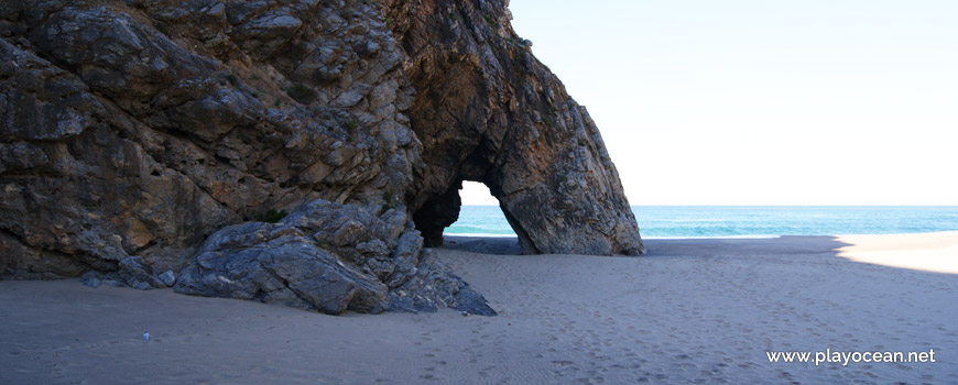 Arco na Praia da Adraga