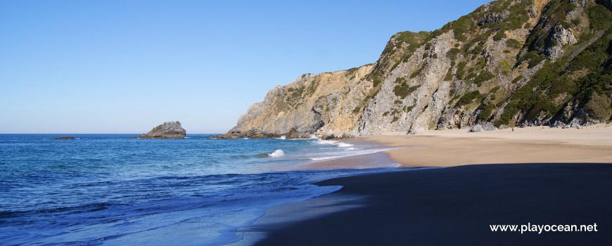 Norte na Praia da Adraga
