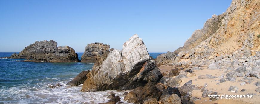 Zona Norte da Praia da Adraga