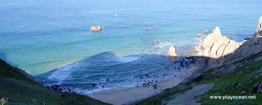 Praia da Aroeira Beach
