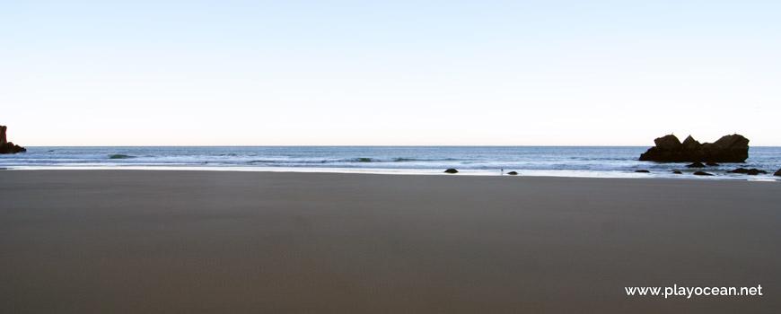 Mar na Praia de Assentiz