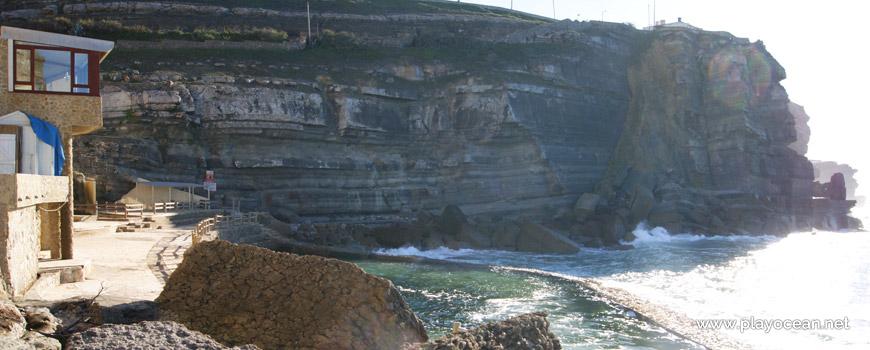 Praia das Azenhas do Mar
