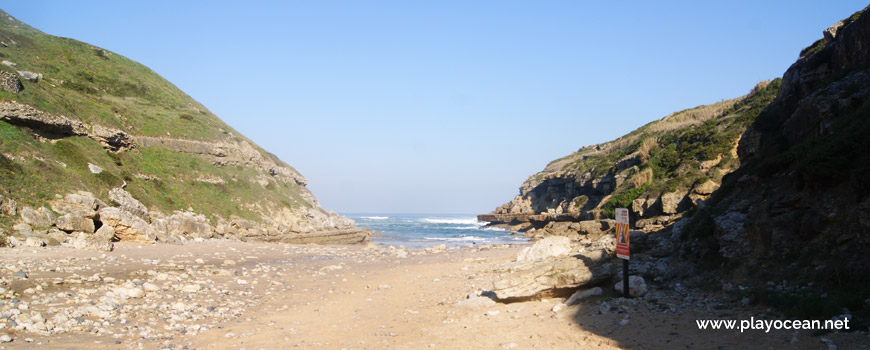 Praia da Samarra Beach
