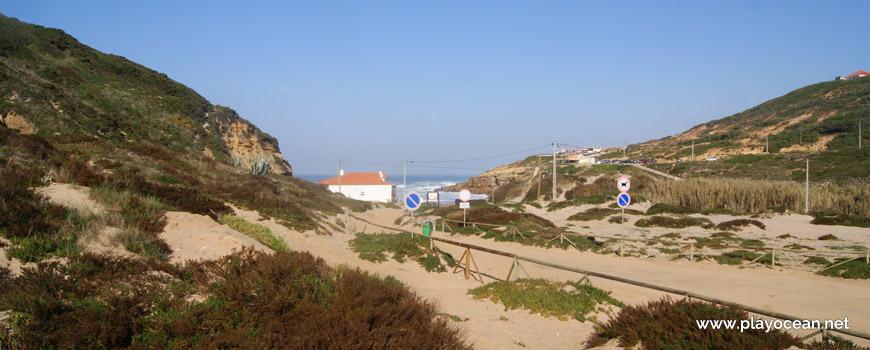 Acesso à Praia de São Julião