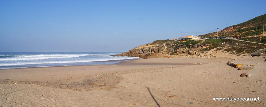 Norte na Praia de São Julião