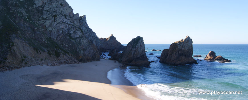 Seaside at Praia da Ursa Beach