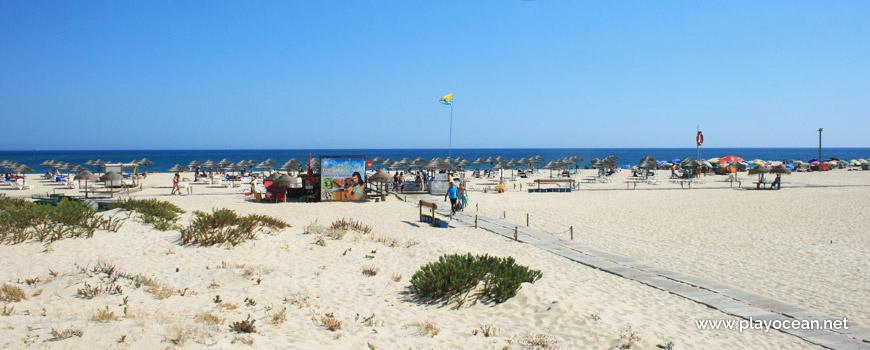 Praia da Ilha de Tavira (Mar)