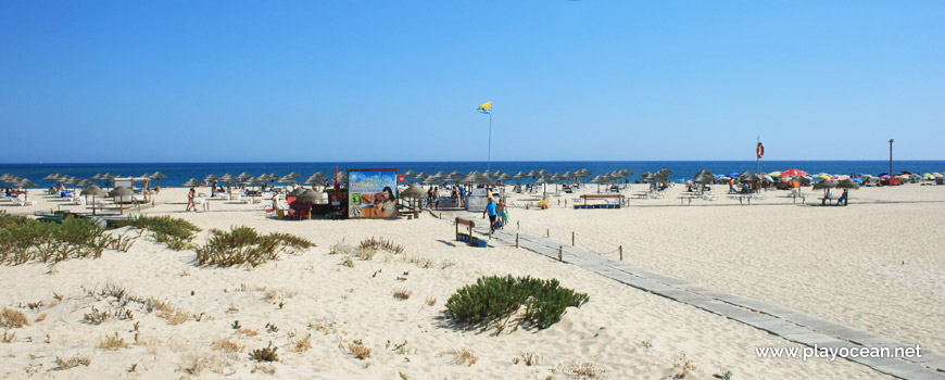 Praia da Ilha de Tavira (Sea) Beach