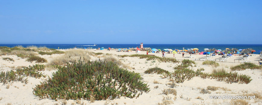 East at Praia da Ilha de Tavira (Sea) Beach