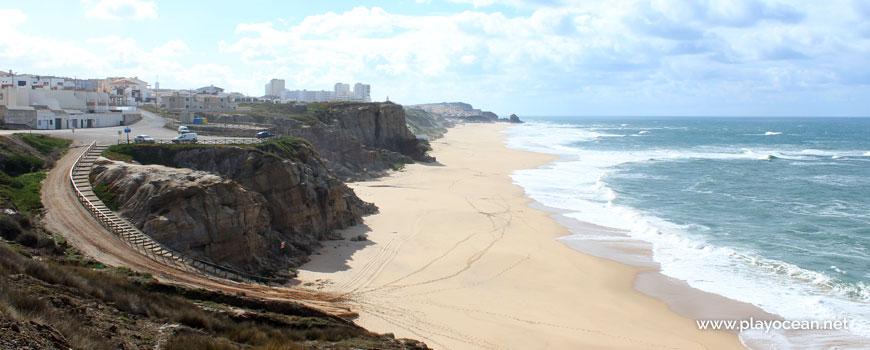Praia de Santa Cruz Beach