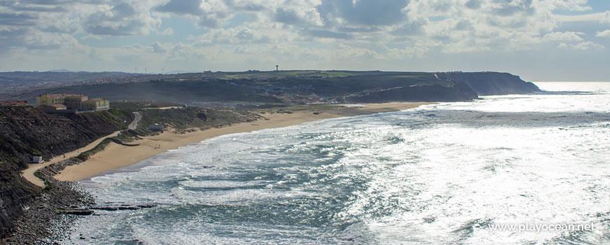 Panorâmica da Praia Azul