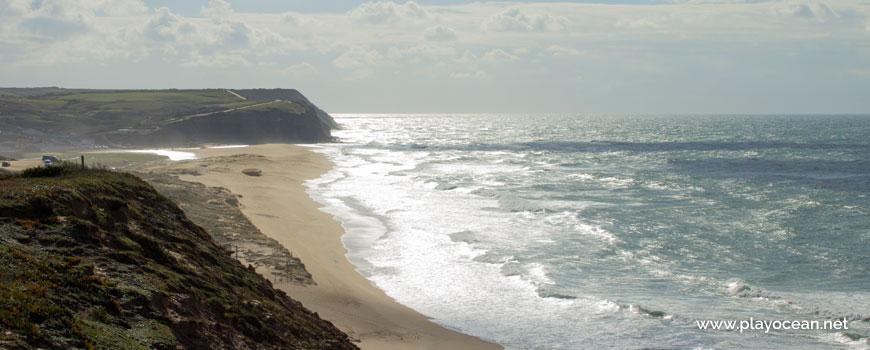 Sul na Praia Azul
