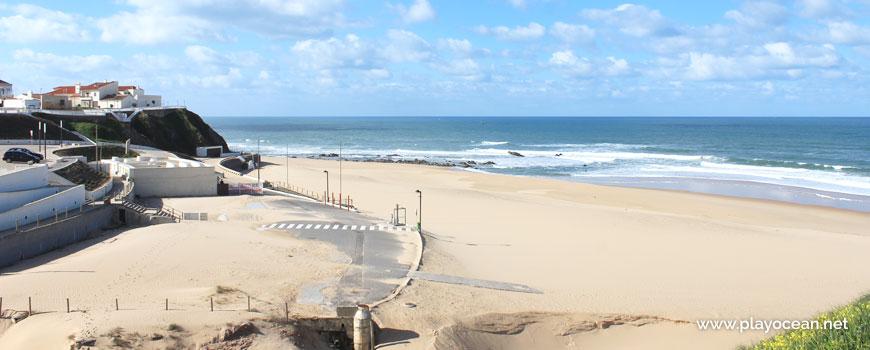 Panorâmica da Praia do Centro