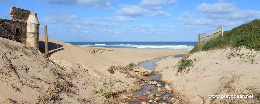 Ribeira na Praia do Centro