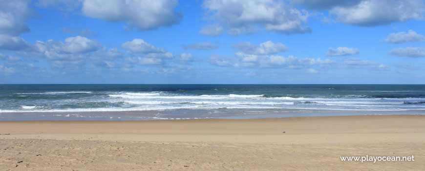 Mar na Praia da Física