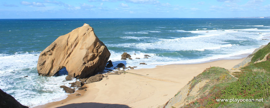 Sand and the Guincho Rock