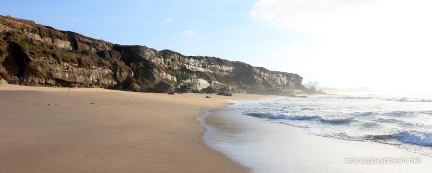 South at Praia da Mexilhoeira Beach