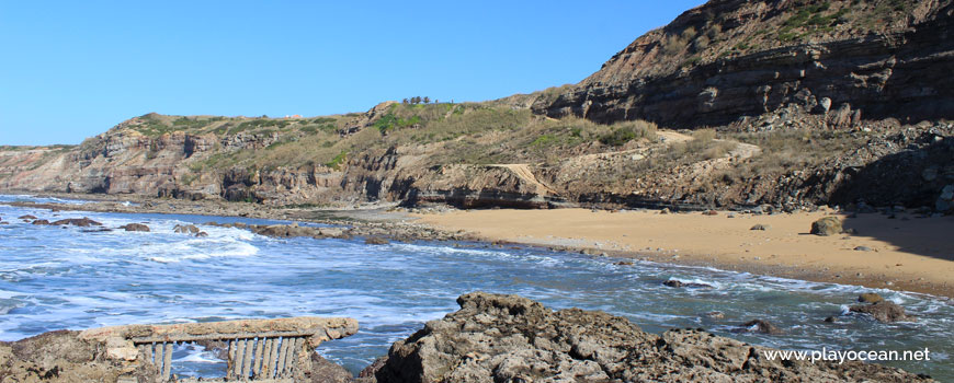 Praia das Peças Beach