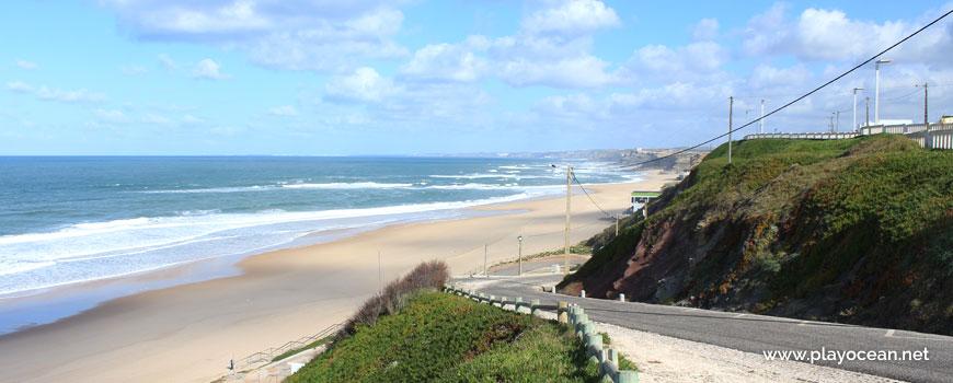 Access to Praia do Pisão Beach