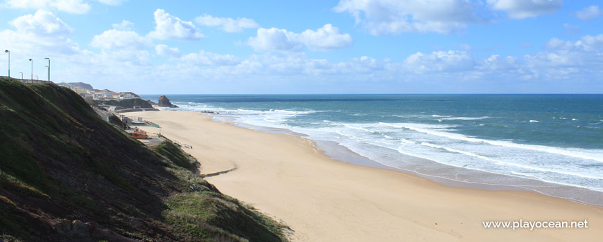 Praia do Pisão Beach