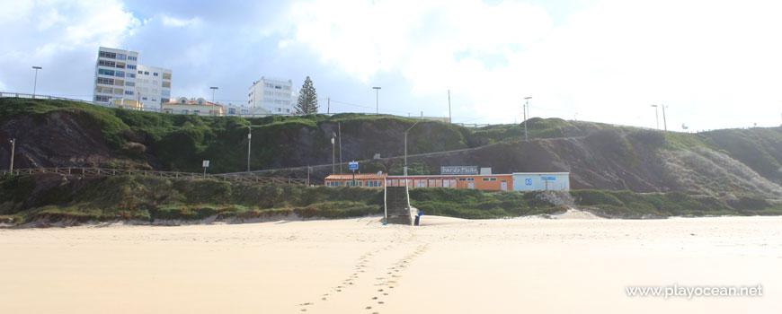 Bar, Praia do Pisão Beach