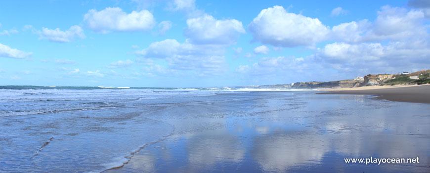 Beira-mar, Praia do Pisão
