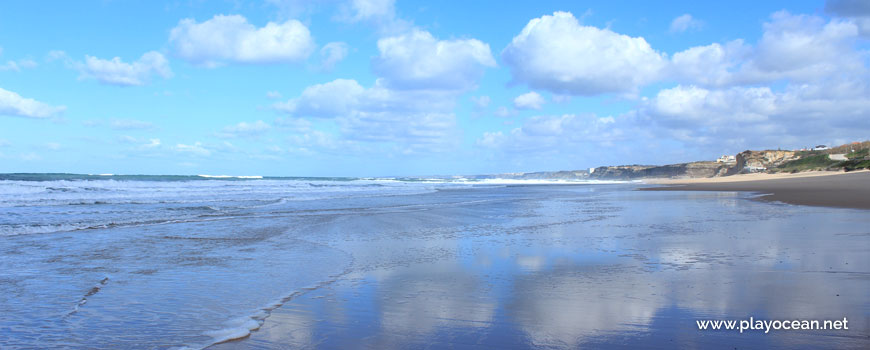 Seaside, Praia do Pisão Beach