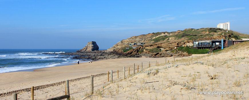 Norte na Praia de Santa Rita (Norte)