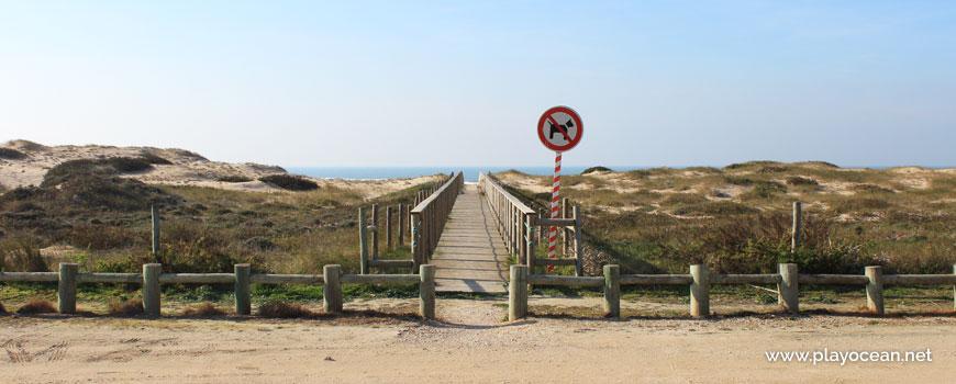 Acesso à Praia de Santa Rita (Norte)