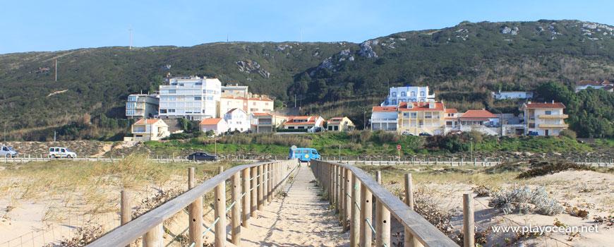 Saída da Praia de Santa Rita (Norte)