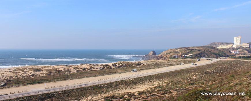 Dunas na Praia de Santa Rita (Norte)
