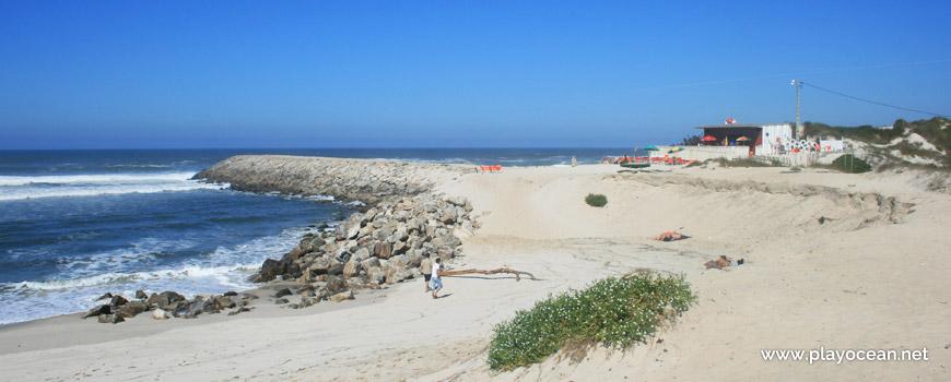 Pontão da Praia do Labrego