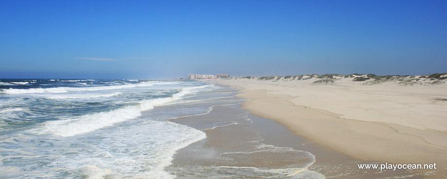 Norte da Praia do Labrego