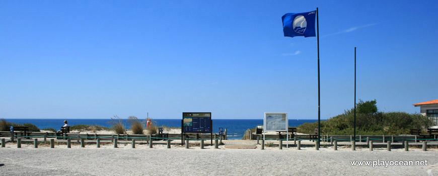 Entrada da Praia de Afife