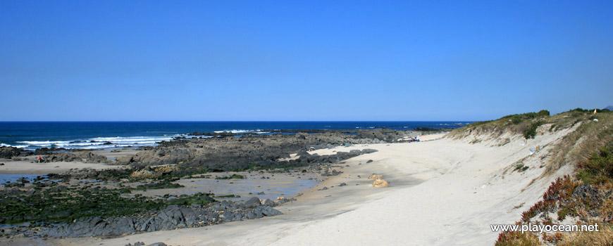 Norte da Praia de Afife