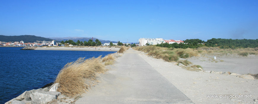 Pontão da Praia do Cabedelo