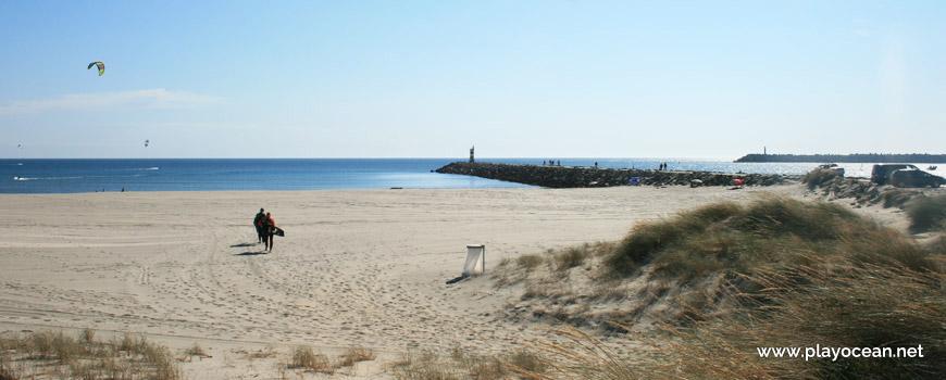 Praia do Cabedelo Beach