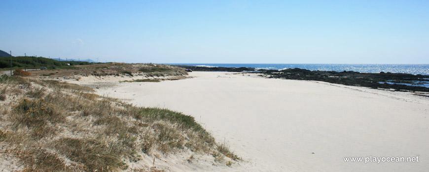 South of Praia do Camarido Beach