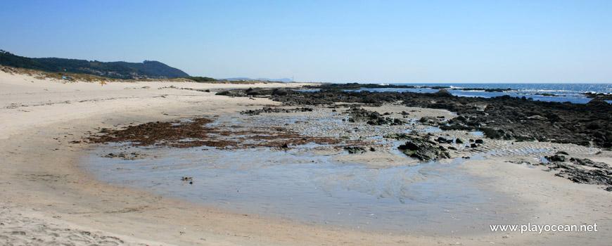Low tide, Praia de Carreço Beach